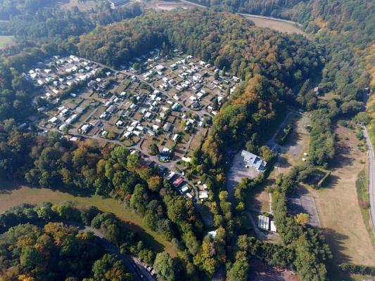 België ~ Wallonië ~ Prov. Namen - Camping