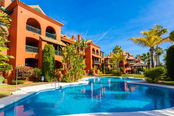 Spanje ~ Andalusi� ~ Costa del Sol - Penthouse