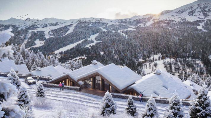 Frankrijk ~ Rh�ne-Alpes ~ 73 - Savoie - Chalet