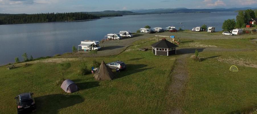 Zweden ~ Norrland (NOORD) ~ J�mtlands l�n - Camping