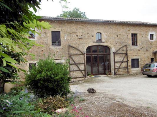 Frankrijk ~ Poitou-Charentes ~ 79 - Deux-S�vres - Landhuis