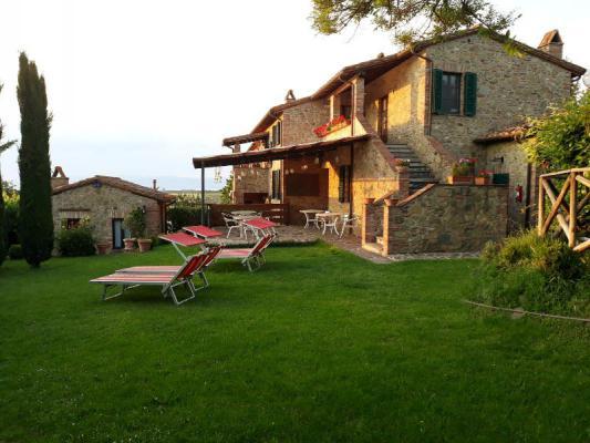 Italië ~ Umbrië - Herenhuis