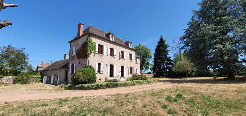 Frankrijk ~ Auvergne ~ 03 - Allier - Villa