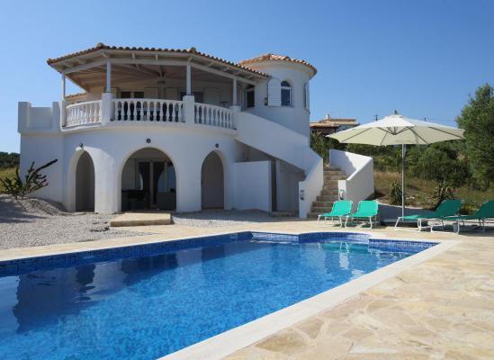Griekenland ~ Peloponnese - Vakantiehuis