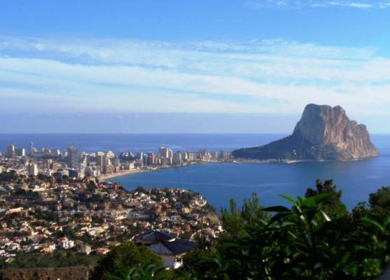Spanje ~ Valencia (Regio) ~ Alicante (prov.) ~ Costa Blanca ~ Kust - Chalet