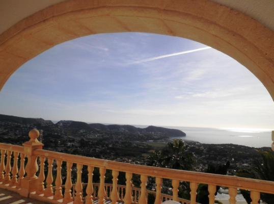 Spanje ~ Valencia (Regio) ~ Alicante (prov.) ~ Costa Blanca ~ Kust - Villa