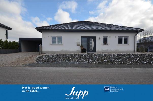 Bungalow te koop in Duitsland - Nordrhein-Westfalen - Eifel - Hillesheim - € 359.000