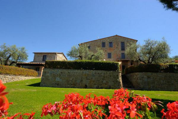 Italië ~ Umbrië - Landhuis