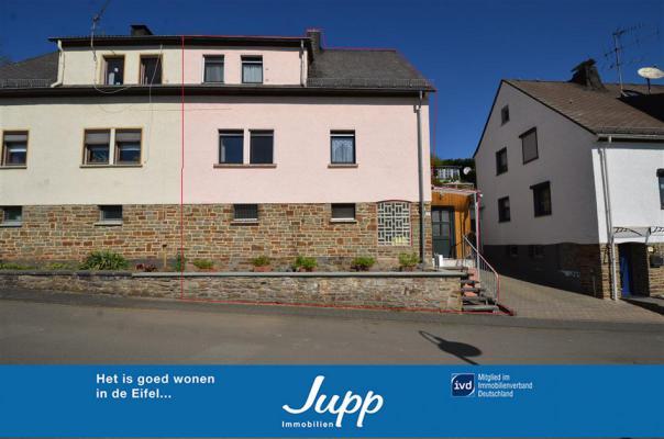 Duitsland ~ Rheinland-Pfalz ~ Eifel - Woonhuis