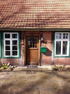 Duitsland ~ Nedersachsen ~ Osnabr�ck - (Woon)boerderij