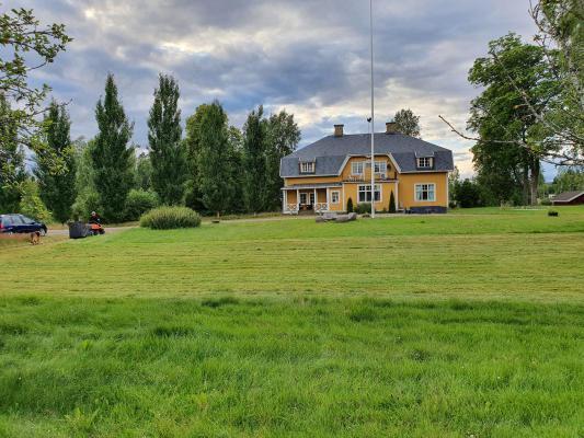 Zweden ~ Svealand (MIDDEN) ~ V�rmlands l�n - Herenhuis