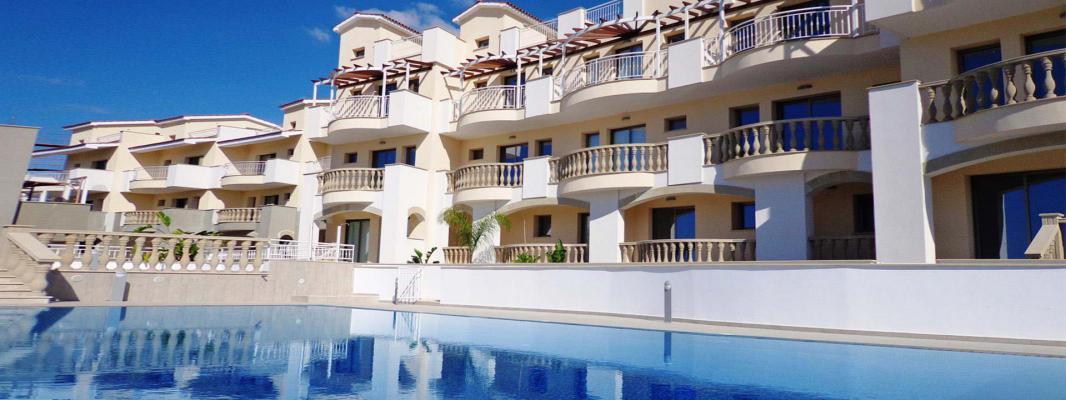 Cyprus ~ Paphos  - Appartement