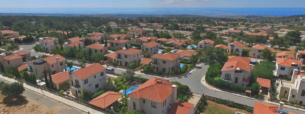 Cyprus ~ Limassol  - Villa