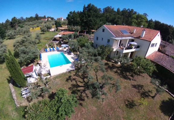 B & B / Pension te koop in Portugal - Coimbra - Tábua - Mouronho - € 395.000