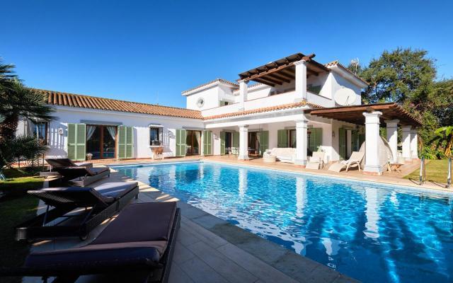 Spanje ~ Andalusi� ~ C�diz ~ Costa de la Luz (O) ~ Kust - Villa