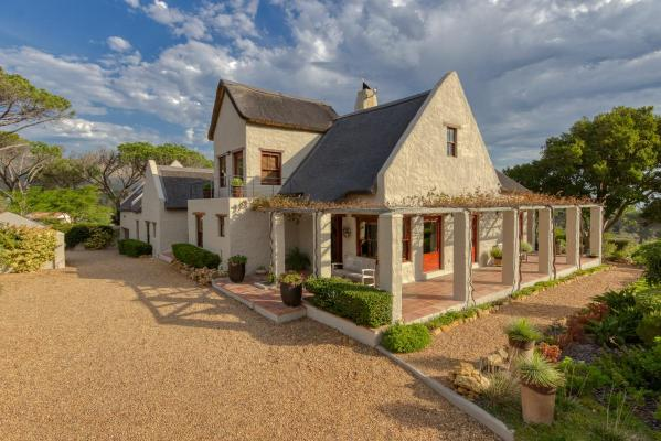 Zuid-Afrika ~ West-Kaap - Landhuis