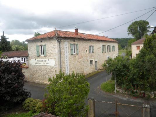 Frankrijk ~ Midi-Pyr�n�es ~ 46 - Lot - Maison en pierre