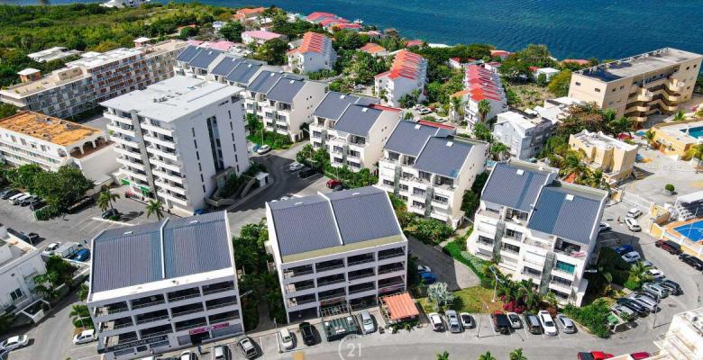 Antillen ~ Sint Maarten - Studio