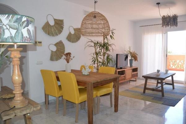 Spanje ~ Andalusi� ~ M�laga ~ Costa del Sol ~ Kust - Penthouse