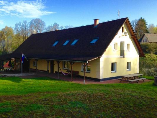 Tsjechië ~ Noord Bohemen - (Woon)boerderij