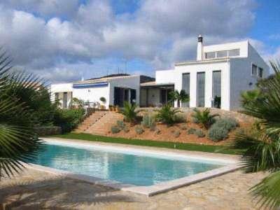 Portugal ~ Algarve (Oost) - Faro ~ Olh�o - Villa