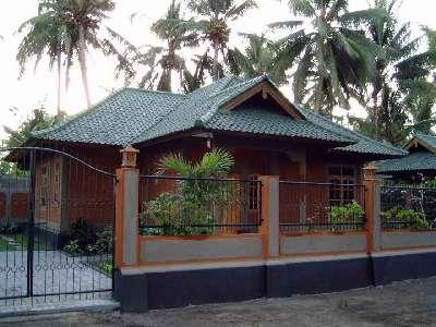 Indonesië ~ Bali - Woonhuis