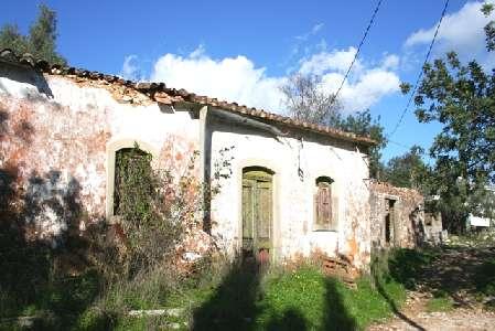 Portugal ~ Algarve - Faro ~ S�o Br�s de Alportel - Bouwgrond