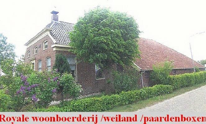 Nederland ~ Groningen - (Woon)boerderij - Interhuys Makelaars (5295)