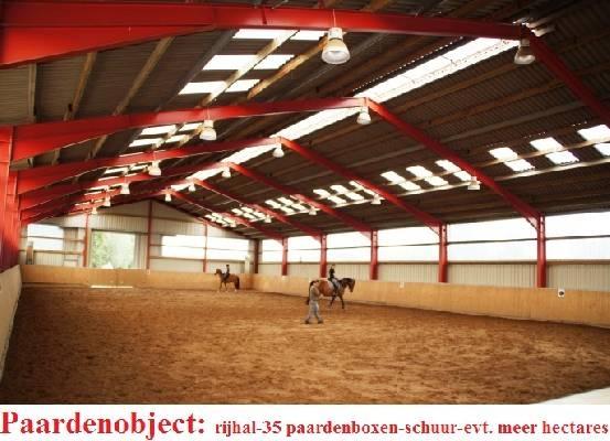 Duitsland ~ Nedersachsen ~ Hannover-Region - (Woon)boerderij