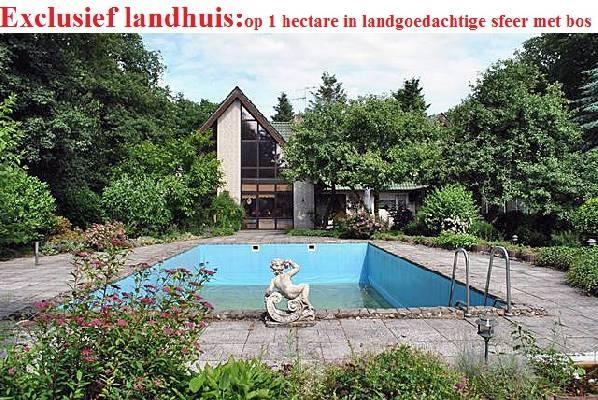 Duitsland ~ Nedersachsen ~ Emsland - Landhuis