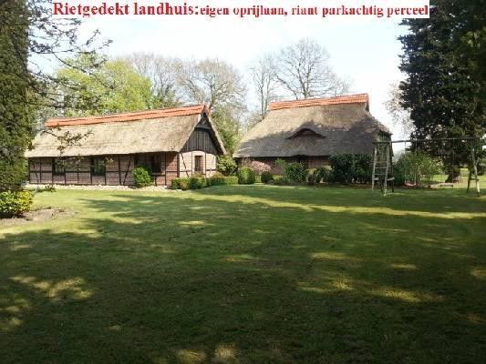 Duitsland ~ Nedersachsen ~ Ost-Friesland - Landhuis