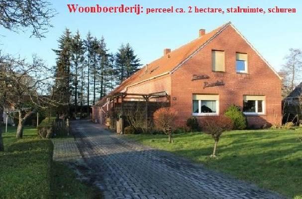 193 x huizen in ost friesland duitsland te koop for Boerderij te koop gelderland vrijstaand