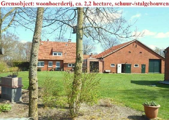 132 x huizen in emsland duitsland te koop for Boerderij met stallen te koop