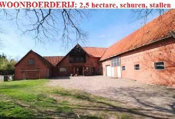 Duitsland ~ Nedersachsen ~ L�neburg - (Woon)boerderij