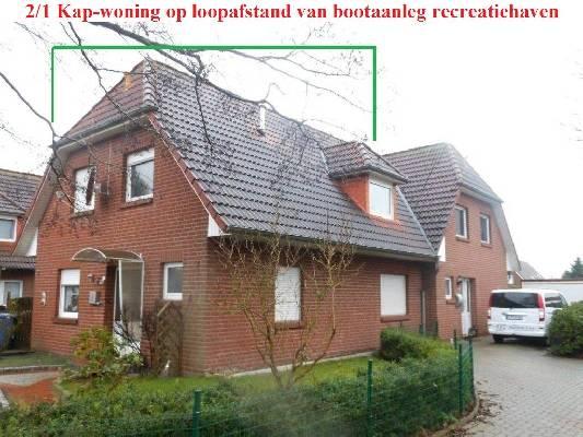 Duitsland ~ Nedersachsen ~ Oldenburger Land - 2-onder-1-kap