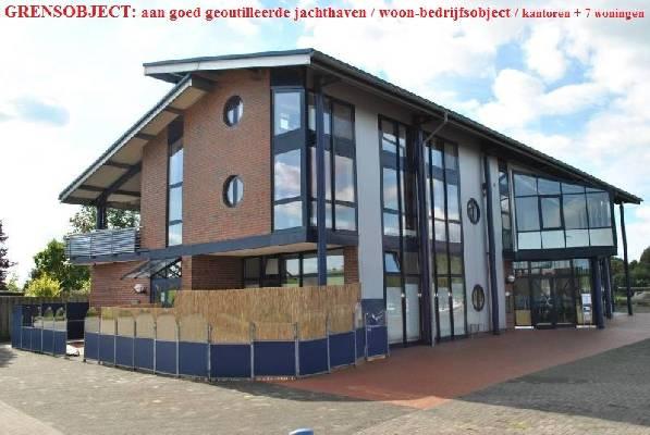 Duitsland ~ Nedersachsen ~ Ost-Friesland - Bedrijfspand
