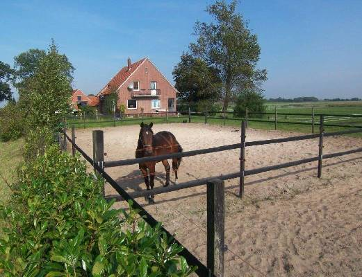 Duitsland ~ Nedersachsen ~ Emsland - (Woon)boerderij