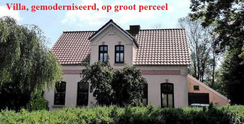 Duitsland ~ Nedersachsen ~ Ost-Friesland - Villa