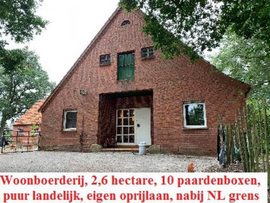Onroerend goed bject te koop in Nordhorn - Duitsland