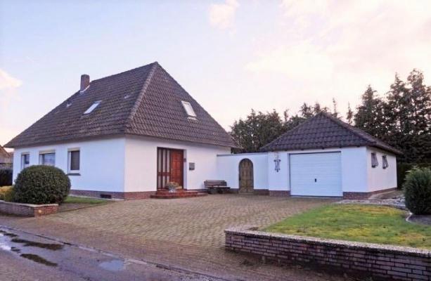 Duitsland ~ Nedersachsen ~ Ost-Friesland - Woonhuis