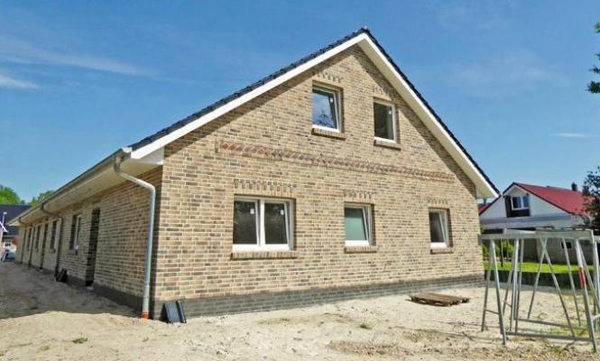 Duitsland ~ Nedersachsen ~ Ost-Friesland - Hoekwoning