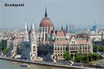 Frankrijk versus Hongarije - Budapest Hongarije