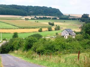 Landenstreekvergelijk: Noord-Frankrijk -Belgische Ardennen - Belgische Ardennen